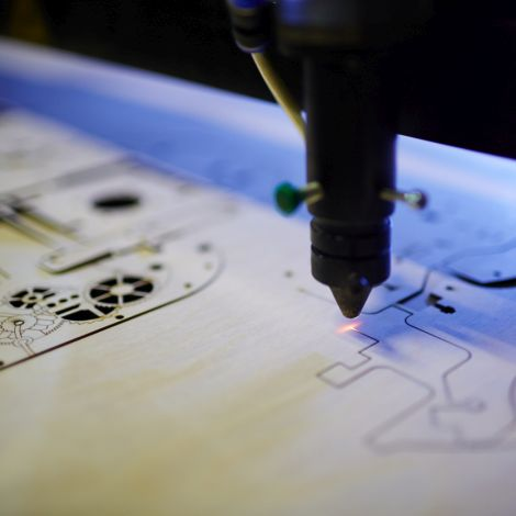 The Art of Business + Making: Exploring Laser Cutting (Ages 16+) -- June 13, 2019, 6:00 - 8:00pm