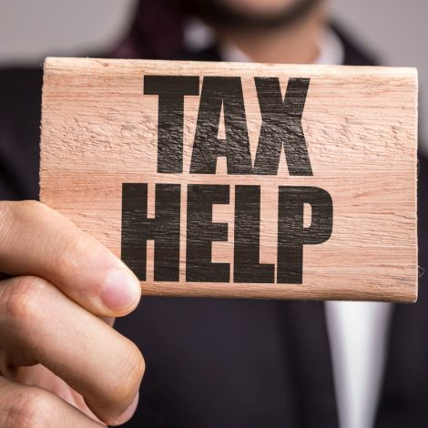 Community Tax Clinic -- Friday, April 5, 2019, 10:00am - 4:30pm