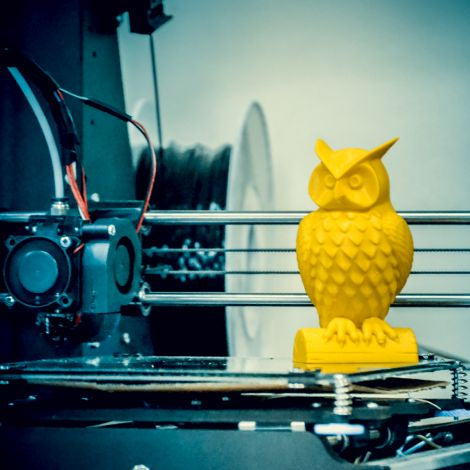 3D Printer Basics -- February 24, 2018, 2:30 - 3:30pm