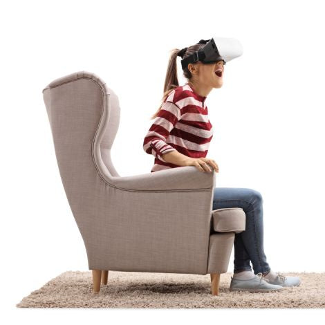 Virtual Reality Armchair Travel (Ages 13+)  -- September 28, 2019, 10:30 - 11:30am