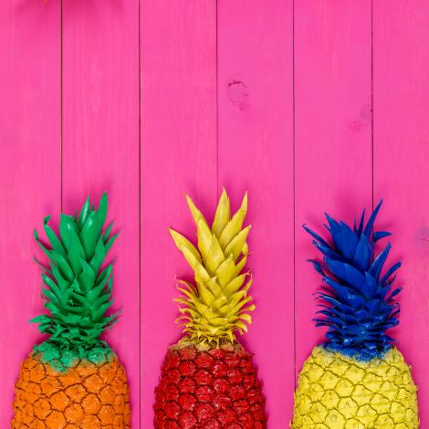 Pineapple Paint Night (Ages 13-19) -- May 16, 2019, 6:00-7:30pm