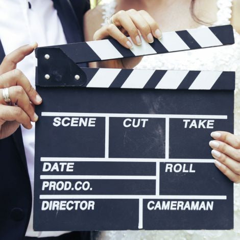 DIY Wedding Videos (Ages 16+) -- June 12, 2019, 6:30 - 7:30pm