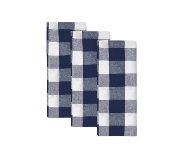 Cotton Striped Tablecloths for Rectangle Tables - Cotton Tablecloth