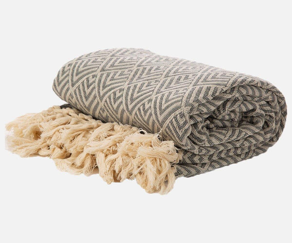 100 organic cotton throw blankets