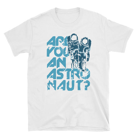 OG Are You An Astronaut! (White & Grey)