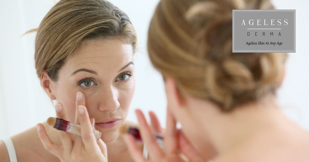 How to Apply Your Concealer for a Natural Look