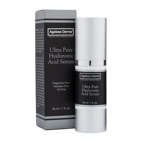 Ultra Pure Hyaluronic Acid Serum by Dr. Mostamand