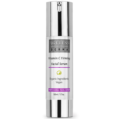 Organic Vitamin C Firming Facial Serum by Dr. Mostamand