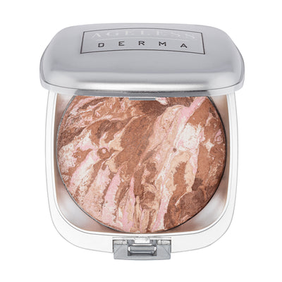 Baked Mineral Foundation with Vitamins & Green Tea for a Silky Finish
