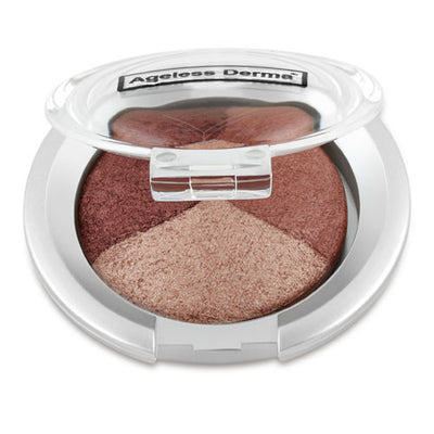 Baked Mineral Eye Shadow Trio with Vitamin & Green Tea