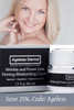 Wrinkle and Frown Line Firming Moisturizing Cream by Dr. Mostamand