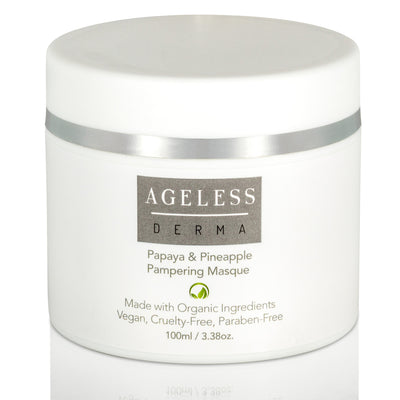 Ageless Derma Papaya & Pineapple Pampering Masque
