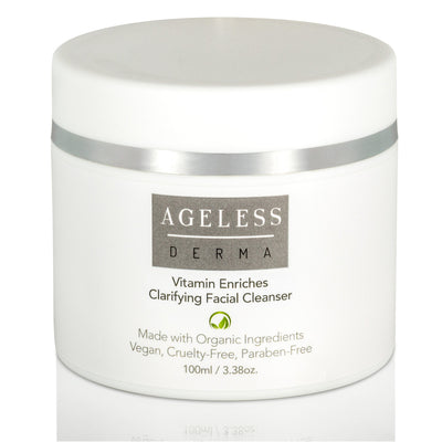 Ageless Derma Vitamin Enriched Clarifying Facial Cleanser
