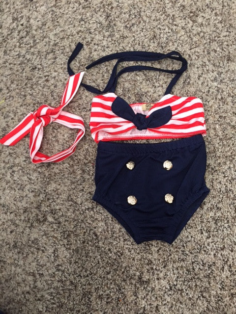 Vintage USA swimsuit