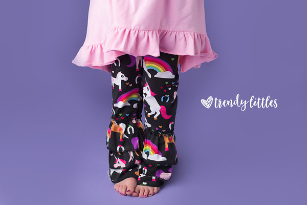 Unicorn Pant Set