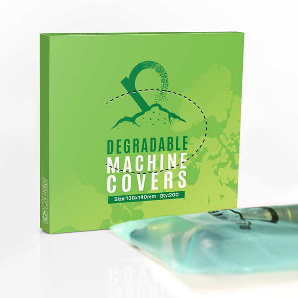 Degradable Machine Covers