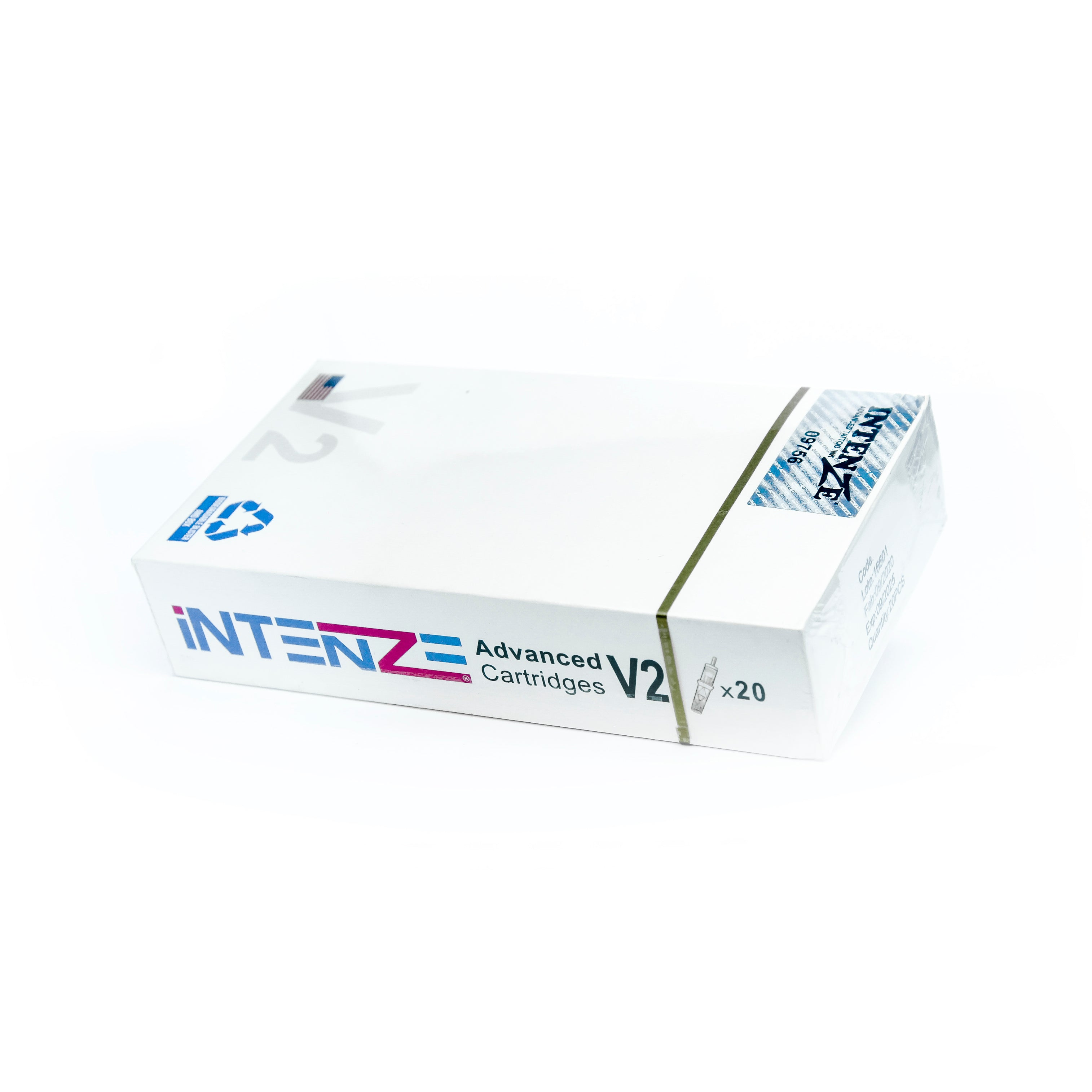 1214RS - 14 Round Shader - INTENZE V2 Cartridges