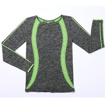 Yoga Shirts - Women's Compression Top (Short Sleeve / Long Sleeve / Tank)