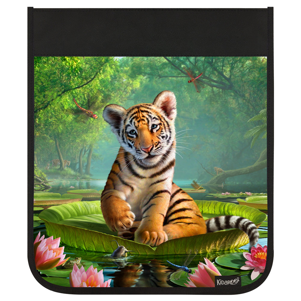 Kidaroo Tiger Lily Backpack Flap