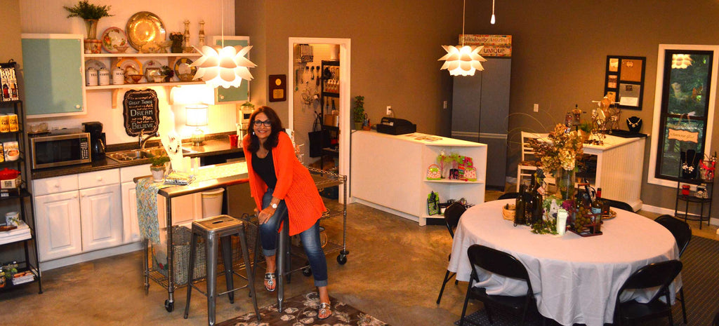 Andrea Peters at Her Place Studio, Hermitage PA Events and Rental Space