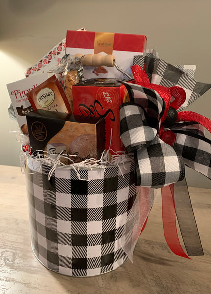 Bucket Gift Basket