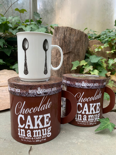 Cake in a Mug - Heavenly Chocolate