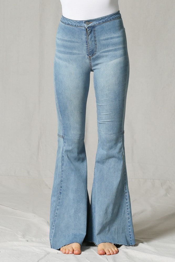 Super Flare High Waist Jean - Shipwreck Ltd.