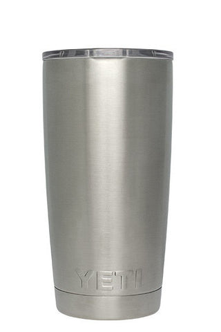 YETI Stainless Steel Rambler 20oz - Shipwreck Ltd.