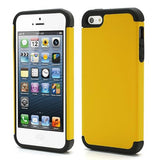Punch Amarillo Funda iPhone 5/5S/SE