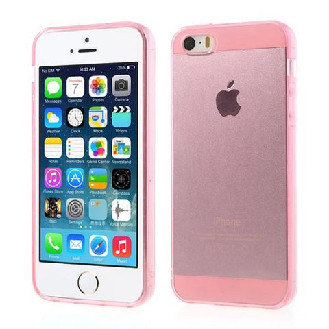 Beau two lines rosa Funda iPhone 5/5S/SE