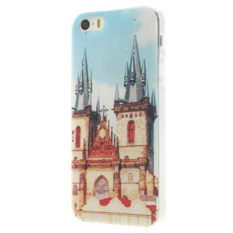 Prague Funda iPhone 5/5S/SE