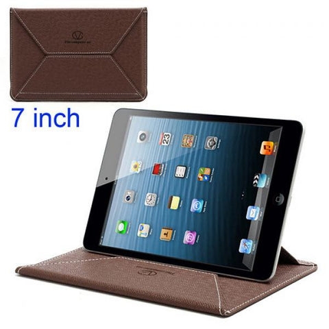 Envelope marron 7' Funda tablet