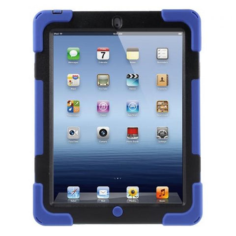 Super Protect Funda iPad 2/3/4 azul