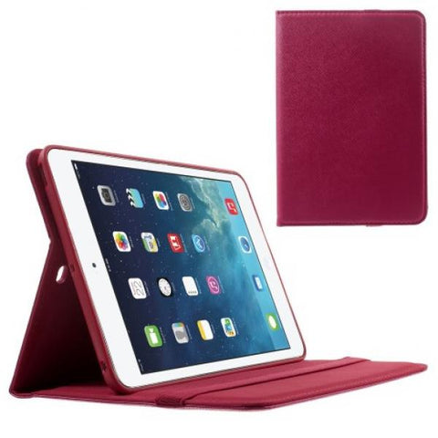 Titanium rojo Funda iPad Mini 1/2/3