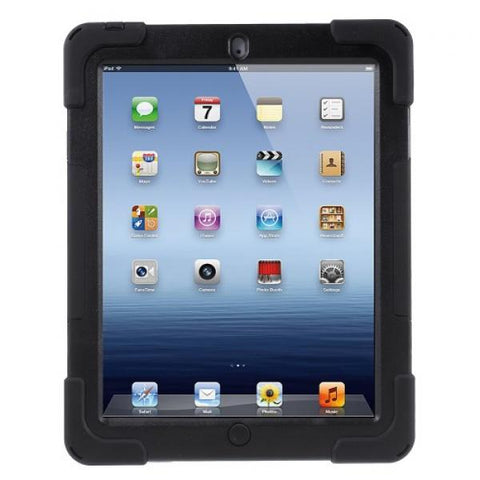 Super Protect iPad 2/3/4 negro