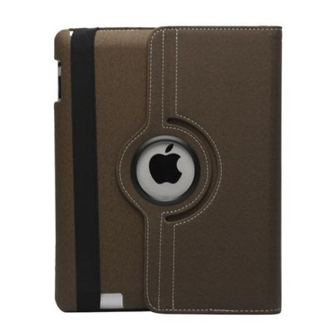 Spin tela Funda iPad 2/3/4 marron