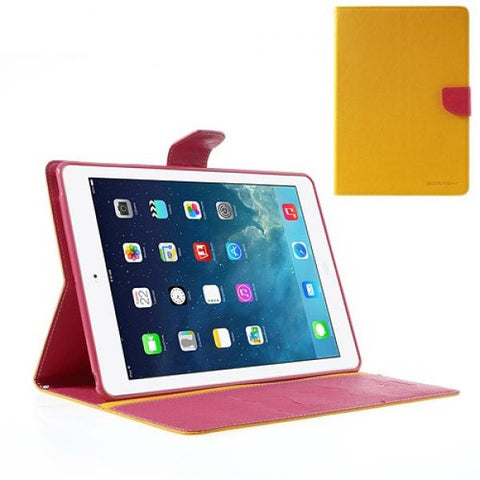 Booky amarillo Funda iPad Air