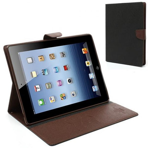 Booky Funda iPad 2/3/4 marron