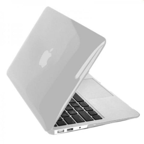 "Carcasa MacBook Pro Unibody 15"" Transparente"