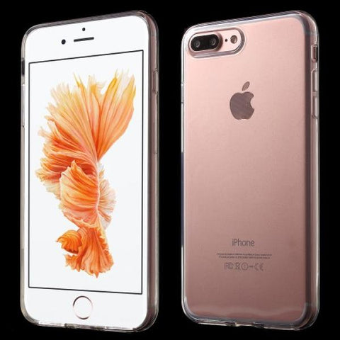 Gel transparente Funda iPhone 7 Plus