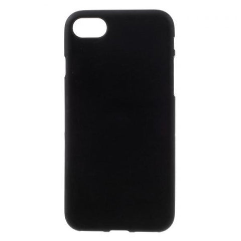 Gel negro mate Funda iPhone 7