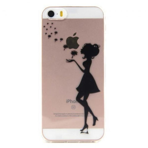 Cuteness girl Funda iPhone 5/5S/SE