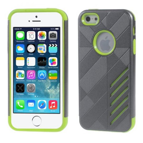 Armor Protect gris Funda iPhone 5/5S/SE