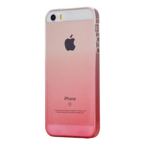 Degradado Rock rosa Funda iPhone 5/5S/SE