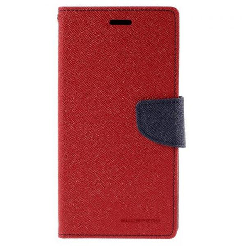 Booky rojo Funda Galaxy S6 Edge Plus