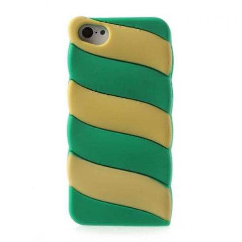 Twister silicone Funda iPhone 5C