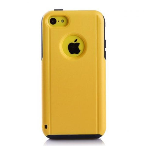 Strong Protect amarillo Funda iPhone 5C