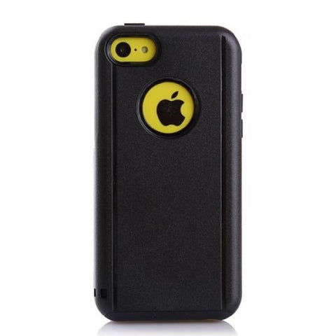 Strong Protect negro Funda iPhone 5C