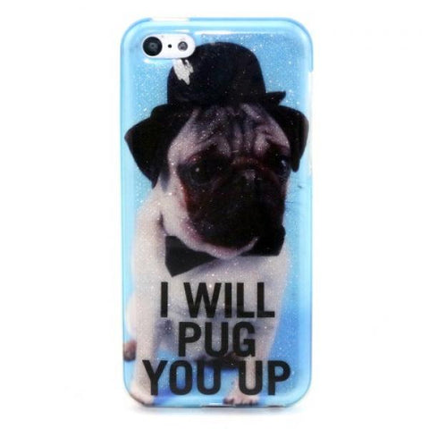 Pug You Up Funda iPhone 5C