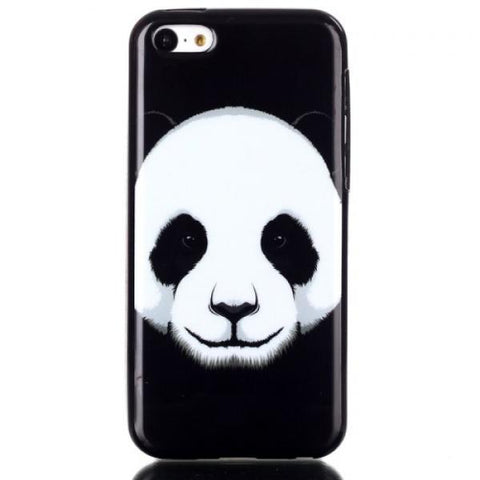 Dark Panda Funda iPhone 5C